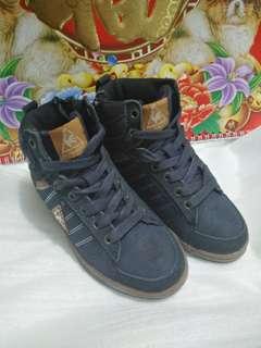 le coq sportif Hi cut shoes