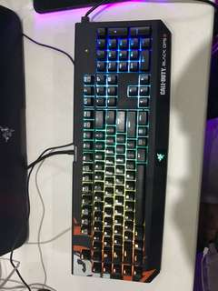 Blackwidow Chroma v1 COD: Black Ops 3 Special Edition