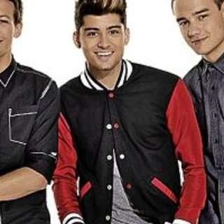Penshoppe Zayn Malik (One Direction) Varsity Jacket