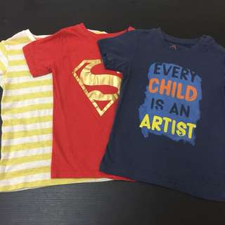 Tshirt Set