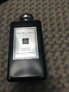 Authentic Jo Malone Tuberose and Angelica