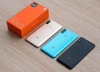 Cicilan Bunga 0% , Proses Hanya 3 Menit ! Xiaomi Note 5