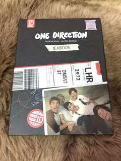 1D Take Me Home yearbook ( limited edition )