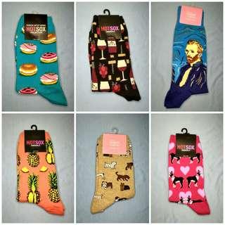 Dress Socks / Printed Socks