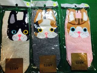 Free Size Ladies 🐱 Socks