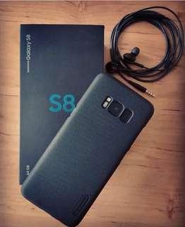 Cicilan Bunga 0% , Proses Hanya 3 Menit ! Samsung S8