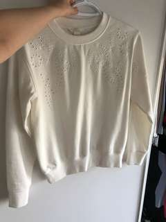 BARELY USED H & M XS sweater