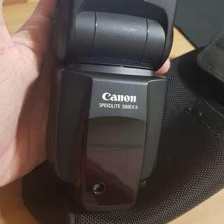 Canon 580EX II Flash