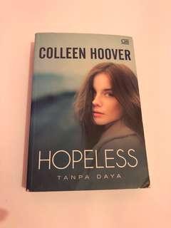 hopeless (tanpa daya) colleen hoover