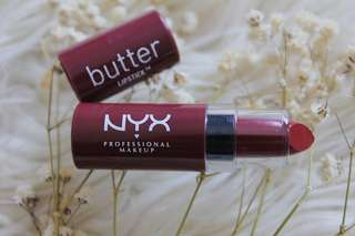 NYX BUTTER LIPSTICK ( TRAVEL SIZE )