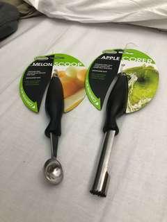 Fruit Magic - Melon Scoop & Fruit Corer