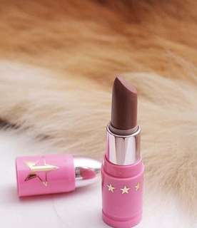 Jeffrey Star lip ammunition