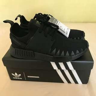 Neighbourhood x Adidas Limited Ed NMD R1 Triple Black