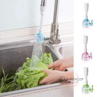 Kitchen Faucet Sprayer Water Saving Tap Faucet Shower Head Adjustable Valve