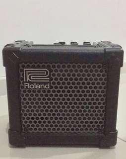 Roland Micro Cube Amplifier