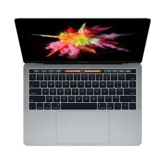 Apple Macbook Pro Retina MLH12 Notebook - Gray [13 Inch/ TouchBar/ Core i5/ 8GB/ 256GB]