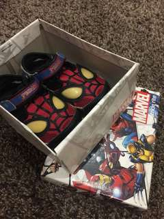 Marvel Stride Rite Shoes (18cm)