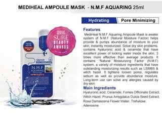 Mediheal aquaring