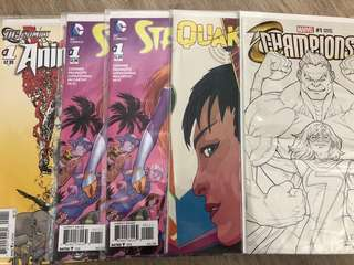 #1 First Issues