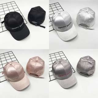 Brand New Ulzzang Fashion Korean Trend Style Baseball Cap