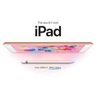 Apple Ipad 6th (2018) WiFi+Cellular 32gb 金色 $3188 ⭐️⭐️⭐️ 全新