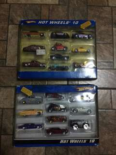 hot wheels 2 box