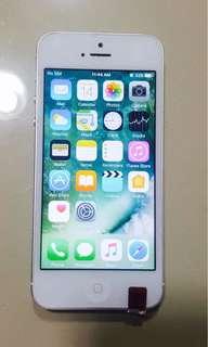 iPhone 5 16gig complete package Openline Via Gpp