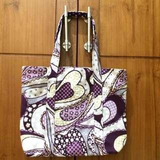 💥Purple Tote Bag