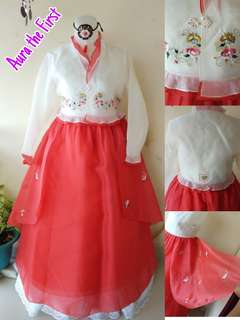 Prewed Hanbok Import Korea