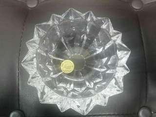 法國Cristal d'Arques水晶煙灰缸