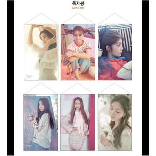 【Korea Buying Service】Apink Pink Cinema Official Tapestry
