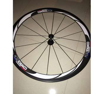 new carbon45rm tubular controltech wheelset