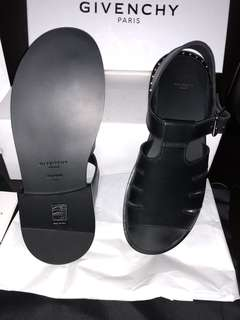 Givenchy men's sandals