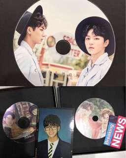 WTS Pentagon mini 3 ceremony cd
