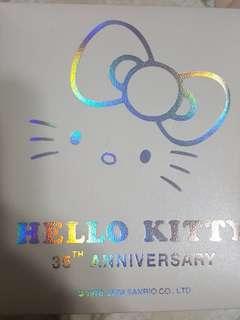 全新Hello Kitty 35週年 吊飾 電話繩