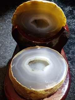 聚寶盆(瑪瑙石)