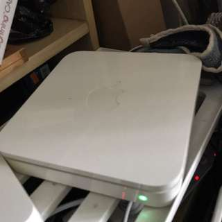 Apple airport extreme 路由器