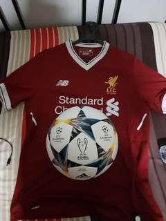 Wtt Official Liverpool jersey