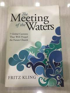 The Meeting Of The Waters, 7 Global Currents That Will Propel the Future Church- Fritz Kling