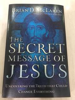 Brian McLaren - The Secret Message Of Jesus