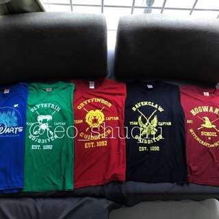 [Instock/PO] Harry Potter T-Shirts‼️