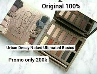Promo!! Urban Decay Naked Ultimated Basics Original