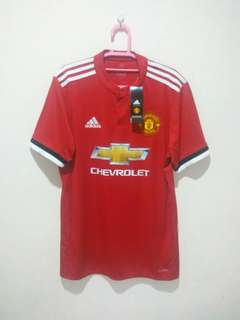 ADIDAS MANCHESTER UNITED JERSEY ORIGINAL size M