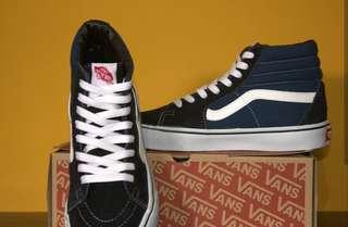 Vans Sk8-hi Classic Oldskool Navy Blue