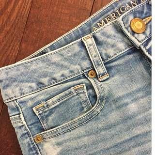 AEO Soft Jean Shorts