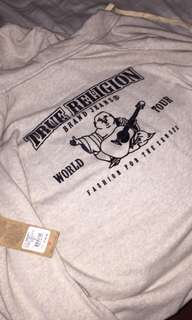 brand new true religion sweater size medium