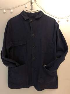 Workware French worker jacket