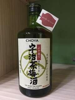 Choya 宇治茶梅酒
