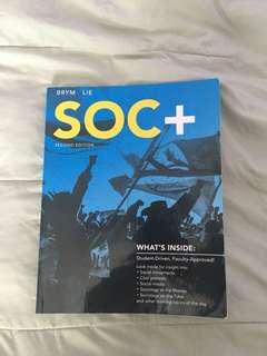 SOC+ by Brym & Lie