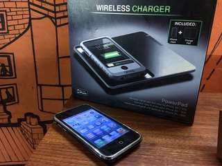 Iphone 3gs 32gb + charging wireless
